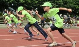 Globul Start School Olympics