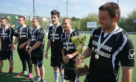 Technopolis Teambuilding Football Tournament