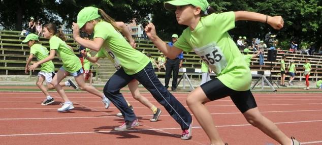Ученическа спортна олимпиада Глобул Старт