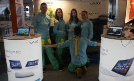 Sony VAIO Fit Multi-Flip Roadshow