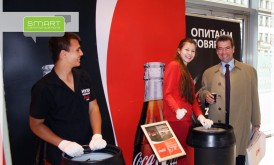 Coca-Cola Zero 2014 Experiential